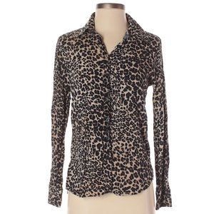 The Shirt by Rochelle Behrens Leopard Print